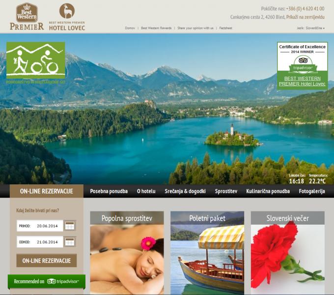Lovec hotel