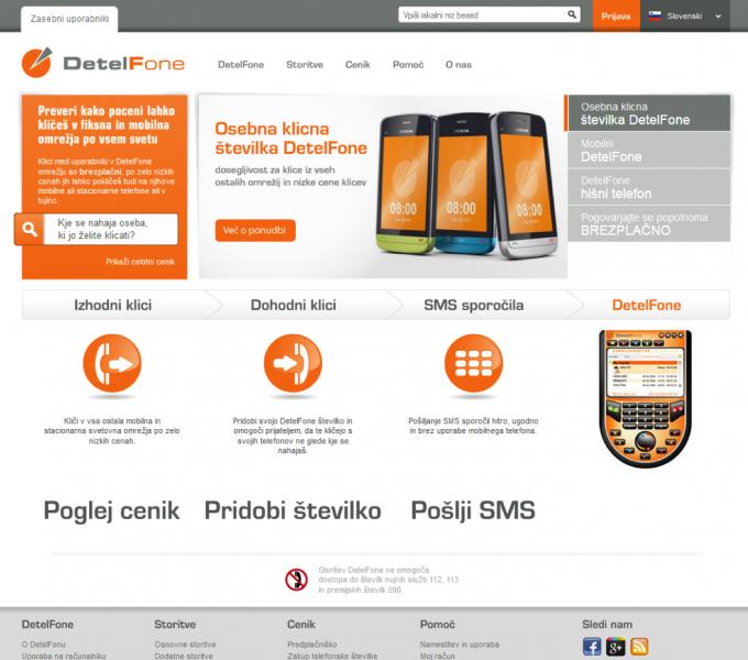 DetelFone