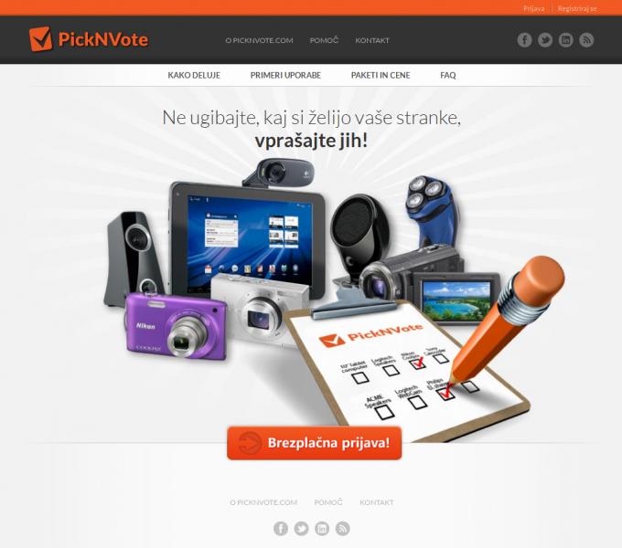 PickNVote