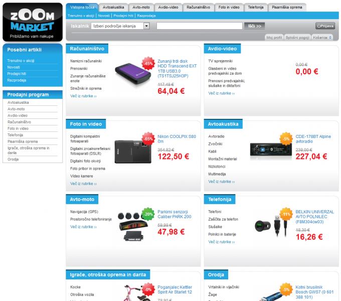 Zoom Market