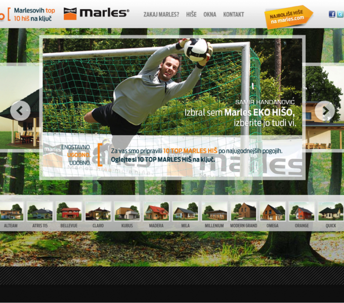 Marles - 10 hiš